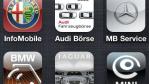 Edle Magazine, Konfiguratoren, Sounds und Co.: iPhone und iPad - Die Apps der Automobilhersteller