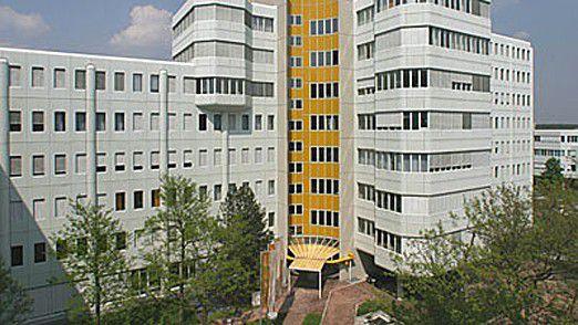 SIS Zentrale München-Perlach.