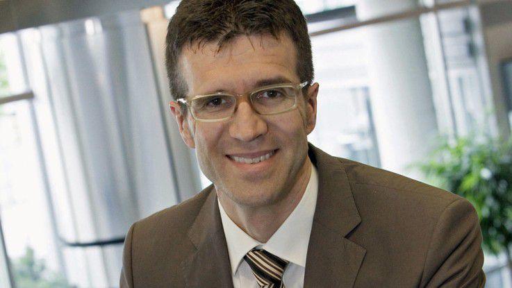 """Michael Gorriz, CIO von Daimler: """"Der Wechsel von IT-Providern hat sich nicht nur negativ auf die Qualität ausgewirkt, sondern auch ganz schön viel Geld gekostet."""""""