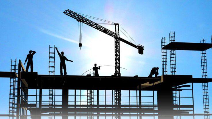 Immer mehr Unternehmen bauen sich um ihre internen Dienste herum eine PaaS-Infrastruktur auf.