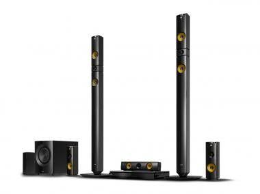 LG Audiosystem BH9430PW mit Bluetooth, NFC und Wlan