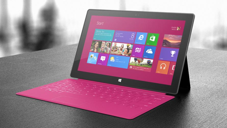 Das Surface Pro