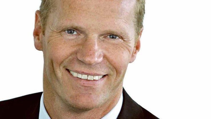 """Michael Ganser, Senior Vice President bei Cisco: """"Die Anwender sehen uns mittlerweile als IT-Anbieter."""""""
