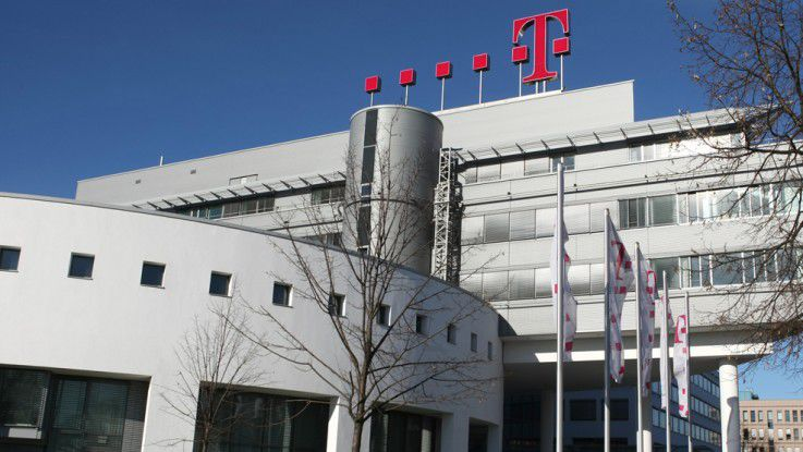 In der Zentrale der Telekom in Bonn träumt man bereits von einem deutschen E-Mail-Netz - mit der Option auf Schengen-Erweiterung...