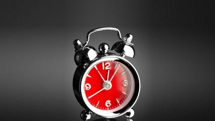 Immer mehr in immer weniger Zeit soll zu schaffen sein.