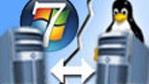 Heterogene Betriebssysteme: Daten zwischen Linux, Windows 7 und Server 2008 R2 austauschen