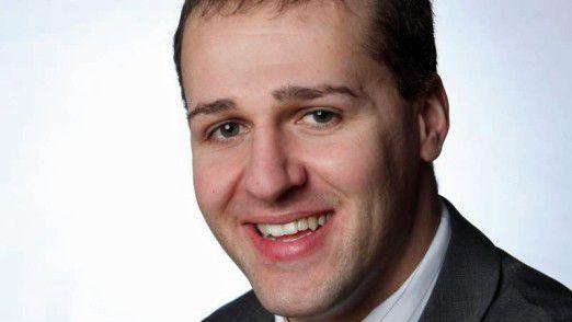 Thomas Ewald, HP Cloud Spezialist EMEA bei Avnet