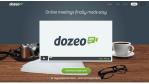 Kleine Helfer: Dozeo macht Online-Meetings unkompliziert - Foto: Diego Wyllie