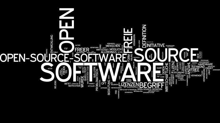 Open-Source-Software und ihre Entwickler stellen ein breites Themenspektrum dar.