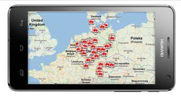 Noch sind die Technik-Theken relativ weit gestreut - in München gibt es keinen einzigen.