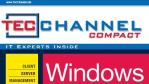 Buch und eBook: Neu! TecChannel-Compact 1/2013 - Windows