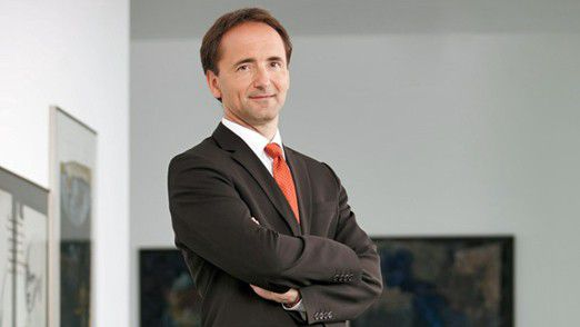 Jim Hagemann Snabe, Noch-Co-CEO der SAP AG