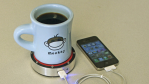 Gadget des Tages: Epiphany One Puck - Kaffee für das Smartphone - Foto: Epiphany Labs