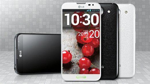 Das LG Optimus G Pro bekommt einen Nachfolger.