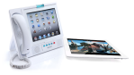 Gadget des Tages: Mocet Communicator - iPad-Dock mit Telefon - Foto: Mocet