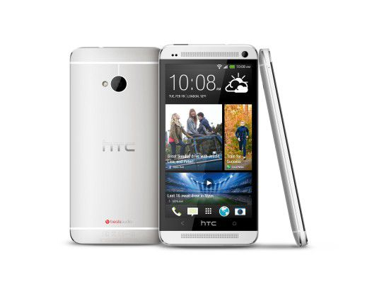 "HTCs Android-Flaggschiff ""HTC One"""