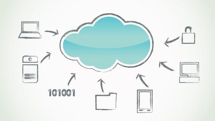 Am Cloud Computing sind zahlreiche Parteien beteiligt, genauso wie Daten aus diversen Quellen in der Cloud verarbeitet werden.