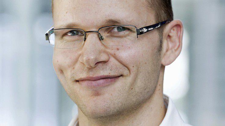 Christian Freytag arbeitet als Development Engineer im Bereich Mobilfunk-Messtechnik bei Rohde & Schwarz.
