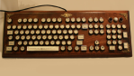 Gadget des Tages: Datamancer Keyboards - Viktorianische Tastaturen - Foto: Datamancer