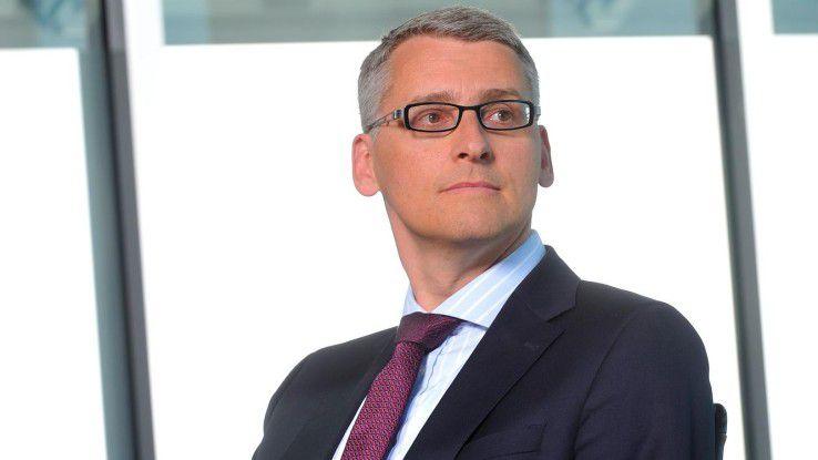Jürgen Walter, Fujitsu: Verstärkter Einsatz von Offshoring-Kapazitäten.