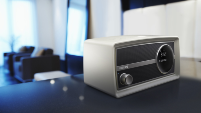 Gadget des Tages: Philips Original Radio Mini - neue Technik in alter Hülle - Foto: Philips
