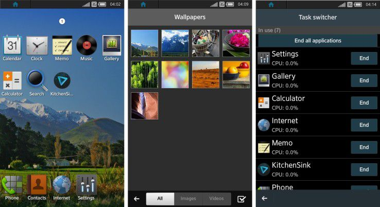 Samsung hält nun doch weiter am Betriebssystem Tizen fest.