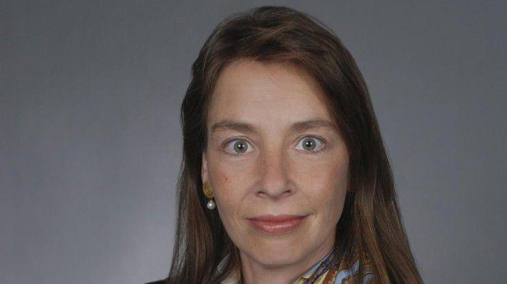 """Victoria Ossadnik, promovierte Physikerin und Mitglied der GL bei Microsoft: """"Ich habe mir nie die Frage gestellt, ob ich die einzige Frau in einem Seminar bin. Für mich ist entscheidend, ob jemand klug ist."""""""