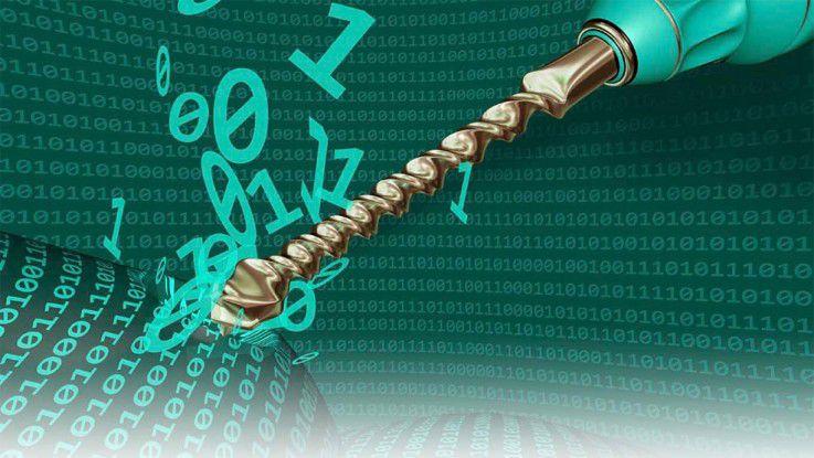 Data-Mining bietet eine umfangreiche Datenanalyse etwa für Marketing- und Werbemaßnahmen.