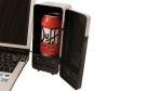 Gadget des Tages: USB Kühlschrank - Coole Cola am Computer - Foto: Radbag