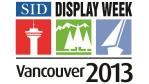 DisplayWeek 2013: Hersteller zeigen die Smartphone- und Tablet-Displays der Zukunft - Foto: Society for Information Display
