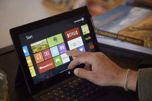 Surface Pro: Microsofts Business-Tablet geht in den Handel