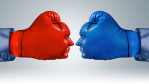 Siri, Google Now und Co.: Google versus Apple - Wettbewerb um Sprachanwendungen - Foto: Lightspring/Shutterstock