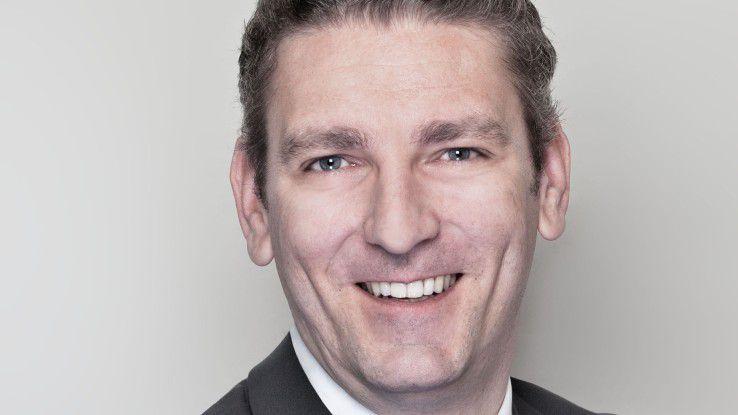 Frank Karcher ist Regional HR Manager bei der IT-Beratung TCS.