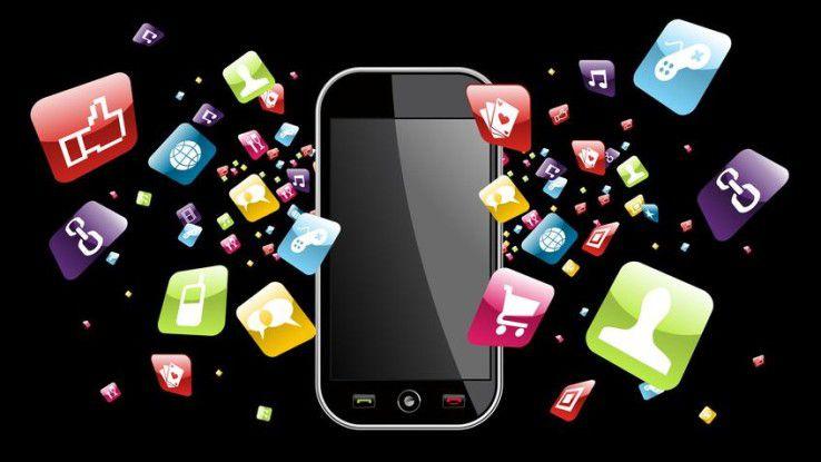 23 Apps hat jeder deutsche Smartphone-Nutzer im Durchschnitt installiert. Dass sich darunter auch ein paar kritische befinden, scheint fast zwangsläufig.