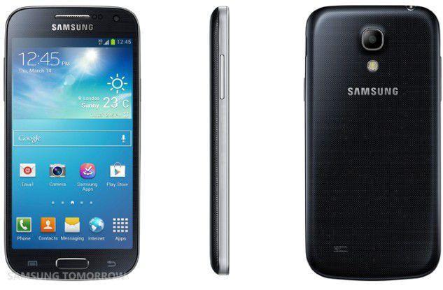 Das Samsung Galaxy S4 Mini wird schon von verschiedenen Elektronik-Händlern angeboten.