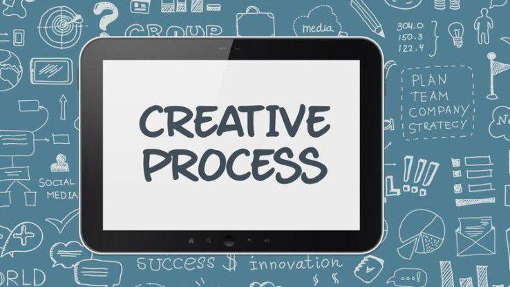Die Berater sind auf die Innovationen und die Kreativität der Technology Labs angewiesen.