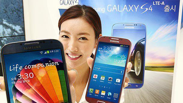 Galaxy S4: Kaum negative Kommentare, aber auch wenig Diskussionen über die Marke Samsung.
