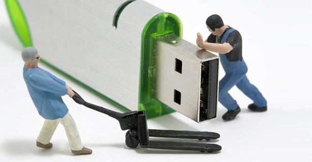 """BadUSB: So groß ist die Gefahr wirklich: So nutzen Sie USB weiter """"sicher"""" - Foto: L.S., Fotolia.com"""