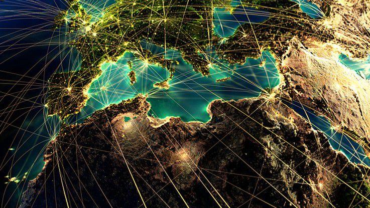 Big Data überrollt die Welt
