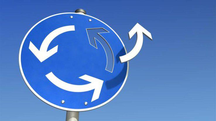 Chance oder Krise? Wenn Unternehmen ganze Abteilungen auslagern, herrscht erst mal erhebliche Unsicherheit bei den Betroffenen.