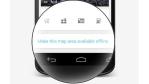 Google Maps 7: Update erleichtert Anlegen von Offline-Karten - Foto: Google