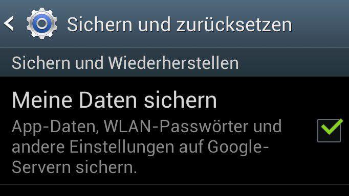 Praktisch, aber eventuell auch riskant: Google Android sichert auf Wunsch WLAN-Passwörter auf seinen Servern.