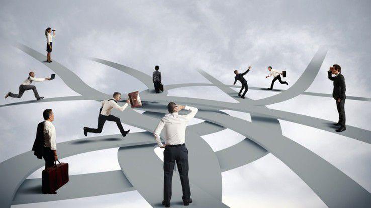 Lean Management: Viele Unternehmen starten und finden nicht ins Ziel