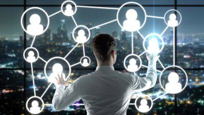 Collaboration: Teamarbeit über die Cloud - Foto: peshkova - Fotolia.com