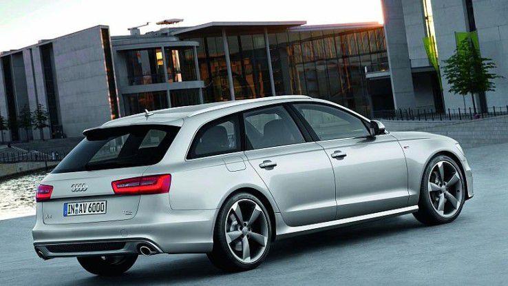 Ein eigener Dienstwagen wie z.B. ein Audi A6 motiviert nur noch wenige.