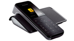 Gadget des Tages: Panasonic-Telefon mit WLAN- und Smartphone-Verbindung - Foto: Panasonic