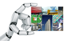Tektonische Verschiebungen in der Arbeitswelt: Industrie 4.0 - Fertigung fusioniert mit IT - Foto: Zentilia & LE image, Fotolia.com