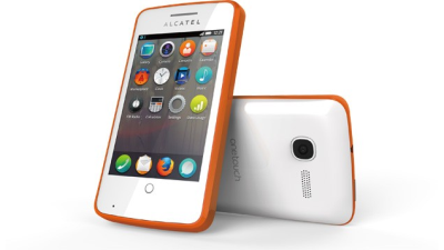 Firefox-Handy: Alcatel One Touch Fire startet bei Congstar - Foto: Alcatel