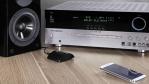 Gadget des Tages: Hama Bluetooth-Musik-Receiver - drahtlose Hifi-Schnittstelle - Foto: Hama