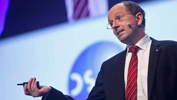 DSAG-Vorstandsvorsitzende Marco Lenck.